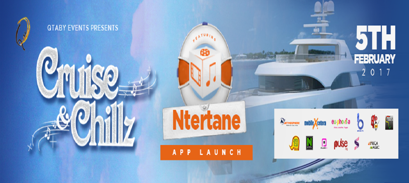 CRUISE & CHILLZ WITH NTERTANE APP