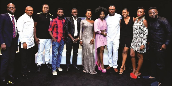 Nigerian Super Model; Olajumoke Orisaguna celebrates one year in the Spotlight at an Exclusive event produced by Qtaby Events