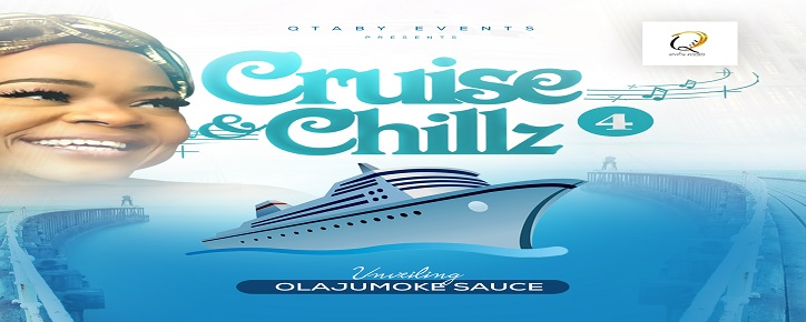 Olajumoke set to launch Vlog and Reality Show on Qtaby Cruise & Chillz 4
