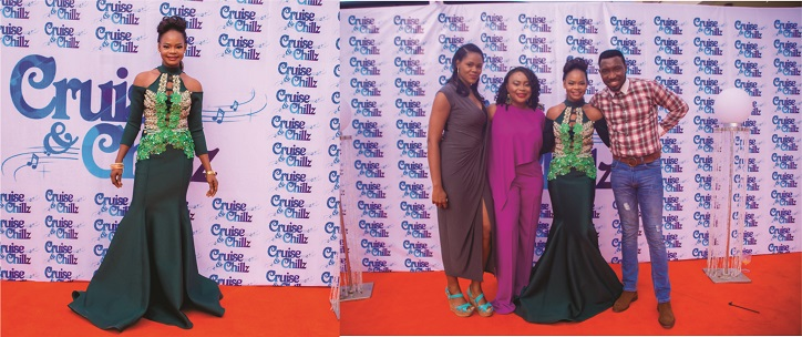 Qtaby Events Launches Olajumoke Sauce on Cruise & Chillz 4