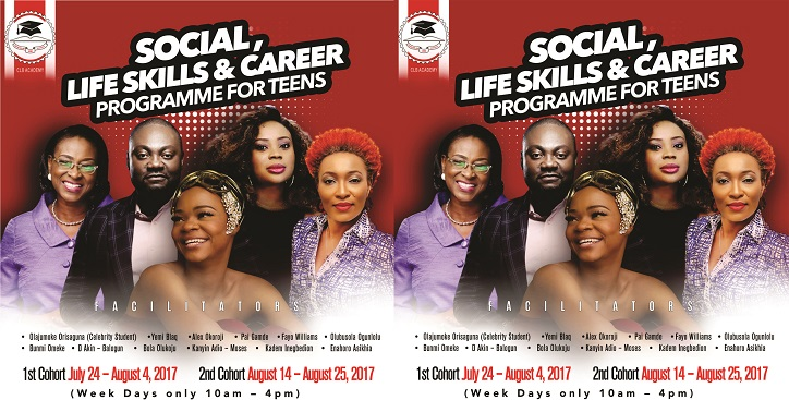 SOCIAL, LIFE SKILLS & CAREER SUMMER PROGRAMMES FOR TEENS