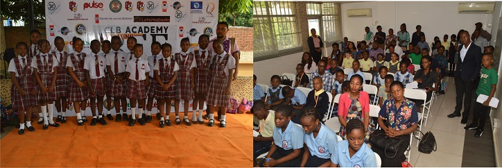 Top schools compete among each other at the first preliminary stage of the CLB Academy Spelling Bee Competition