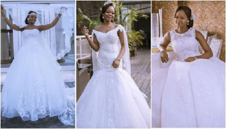Photo bomb King: Oluwatobiloba Falana and Olajumoke in a photo shoot with NissiClothiers