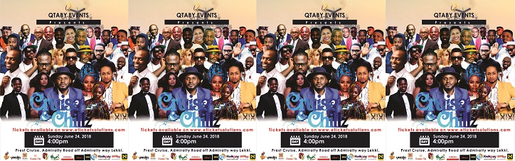 Cruise N Chillz 5 Celebrated Onimisi Adaba and Others