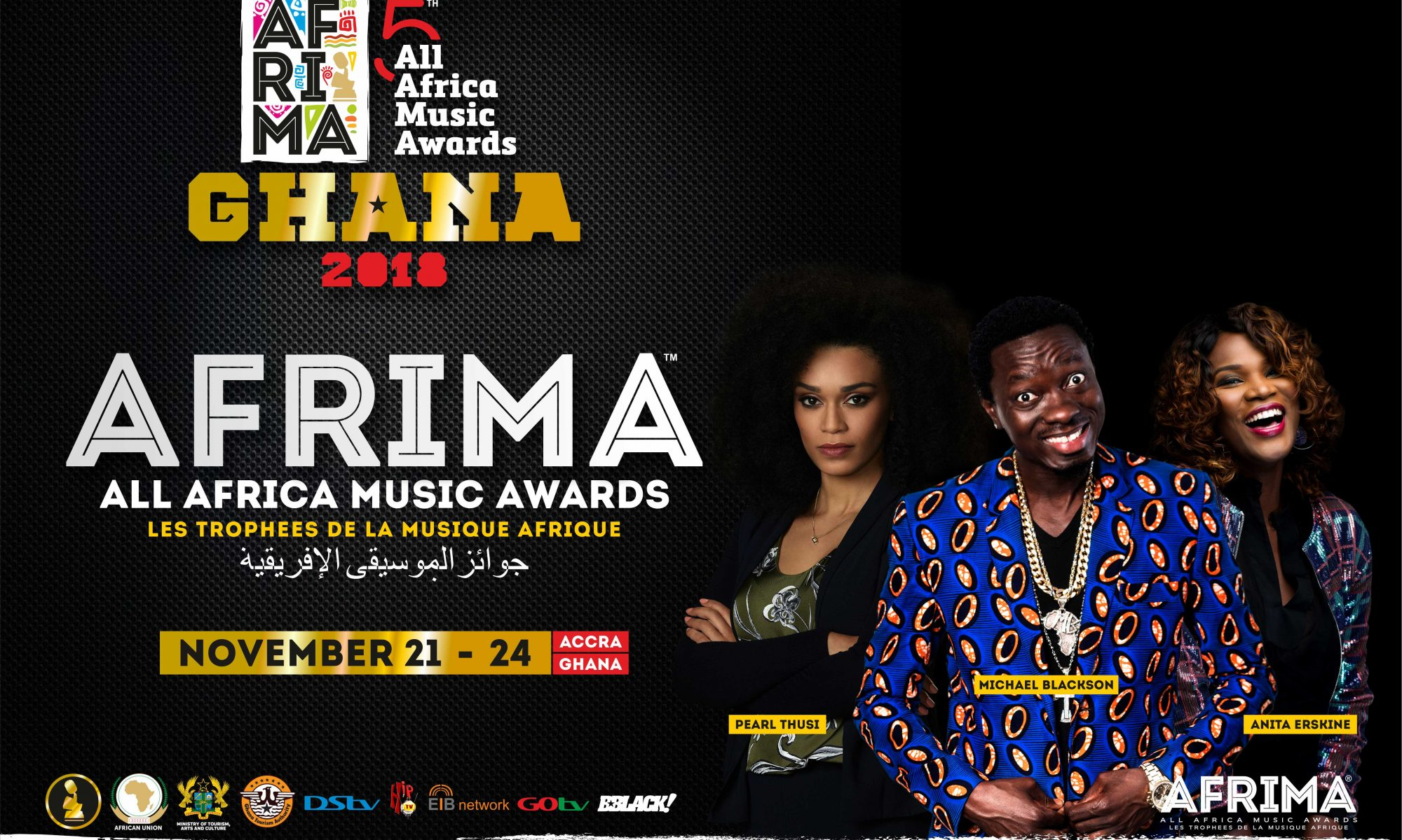 AFRIMA 2018 went down in History as one of the biggest awards out of Africa